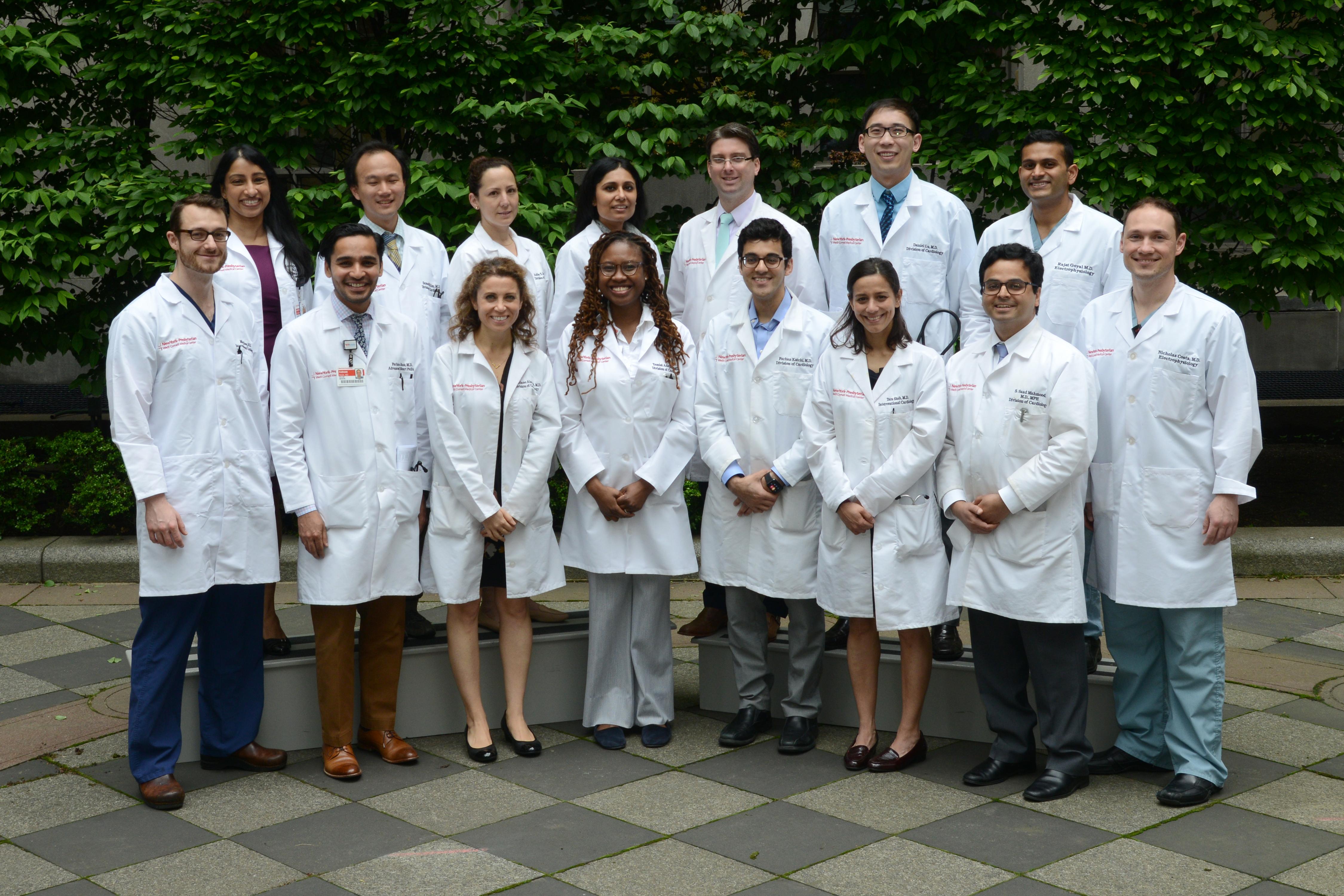 Cardiovascular Disease Fellowship | Cardiology | Weill