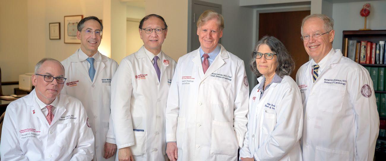 Cardiology Doctors Team