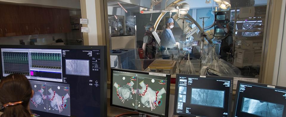 Arrhythmia Service (Electrophysiology)
