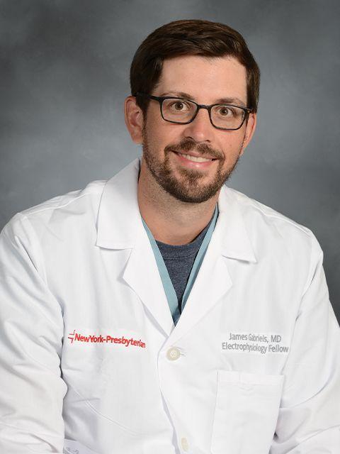 James Gabriels, MD